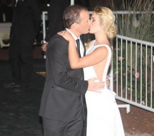 El casamiento de Jesica Cirio y Martín Insaurralde