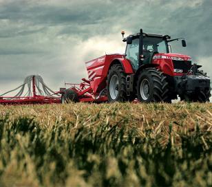 Fue record la caida de venta de máquinas agrícolas