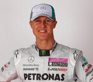 Michael Schumacher está postrado en silla de ruedas, sin poder hablar y con problemas de memoria