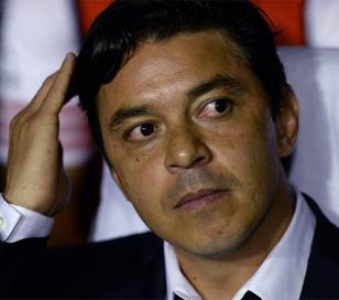 """Marcelo Gallardo: """"A River le exigen más porque demostrarmos que jugamos mejor"""""""
