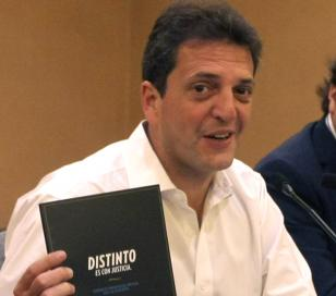 Sergio Massa presentó su proyecto de reforma del Código Procesal Penal