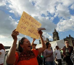 México: Denuncian la desaparición de otros 31 estudiantes