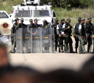 13 presos muertos en Venezuela