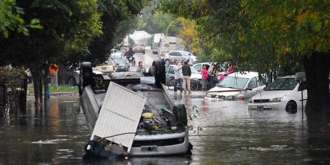 Desmentida por asignación de fondos contra inundaciones