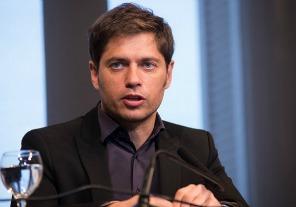 Kicillof: El G20 habla de la demanda agregada