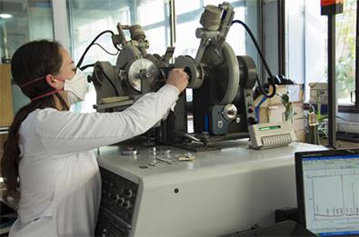 Detector de contaminación laboral desarrollado por el INTI