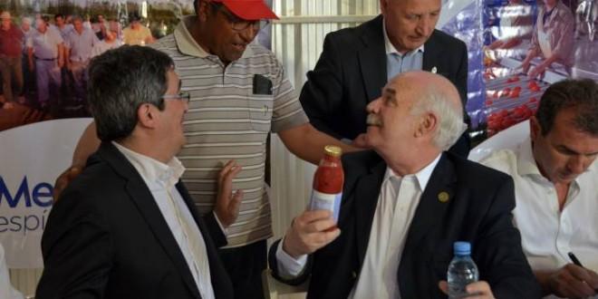 Acuerdo con Mendoza para avanzar en la titulación de tierras