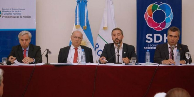 XXV Reunión de autoridades de Derechos Humanos del Mercosur