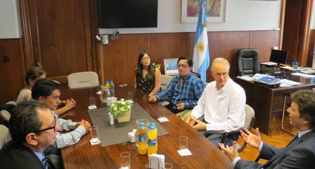Argentina y México cooperan para mejorar el sistema de salud pública