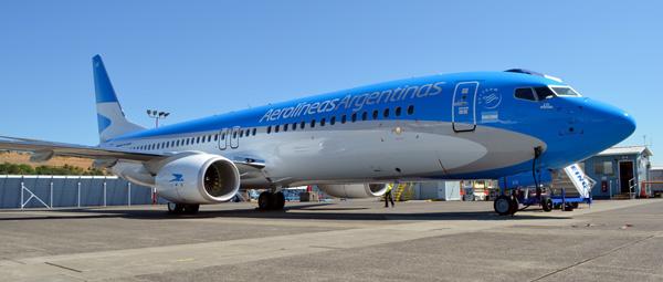 Aerolineas Argentinas te invita a volar gratis!