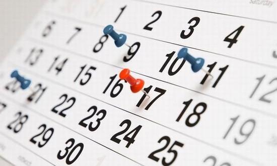 Los feriados que le quedan al 2014
