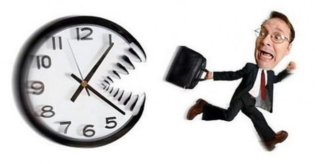 ¿Por qué hay personas que siempre llegan tarde?