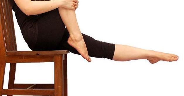 Métodos alternativos para quemar grasas sentado