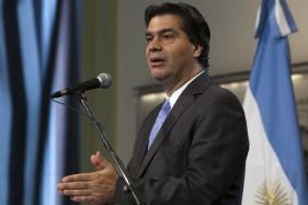 """Capitanich: Argentina """"busca vigorizar las relaciones comerciales"""" con Brasil"""