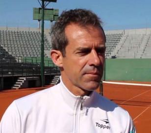 Orsanic es el nuevo capitán del equipo argentino de Copa Davis