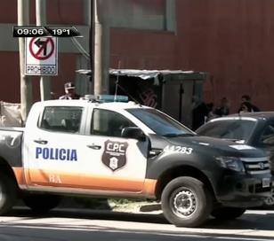 3 detenidos por el crimen de un policía Alberto Reynoso en Sarandí