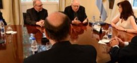Cristina Kirchner se juntará con el Espiscopado
