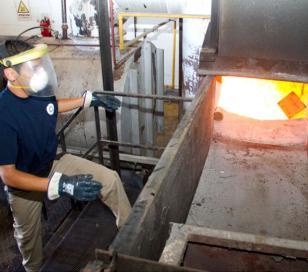 La AFIP incineró 430 kilos de cocaína pura