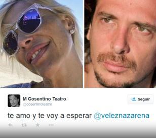 "Nazarena Vélez: ""Marcelo Cosentino me declaró su amor"""