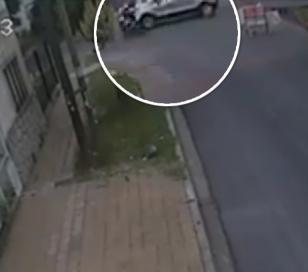 Conductor huyó tras atropellar y dejar en coma a una joven
