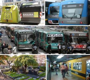 Cronograma de servicios públicos para los días 31 de diciembre, y 1ro. y 2 de enero en Buenos Aires