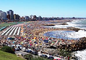 Se esperan mas de 2 millones de turistas para el próximo fin de semana largo