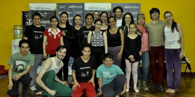 Danza por la Inclusión en Río Gallegos