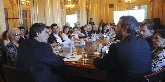 Capitanich encabezó el encuentro del Consejo federal de Derechos Humanos