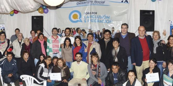 Más de 2500 personas participaron de los Foros por la Inclusión y la Integración