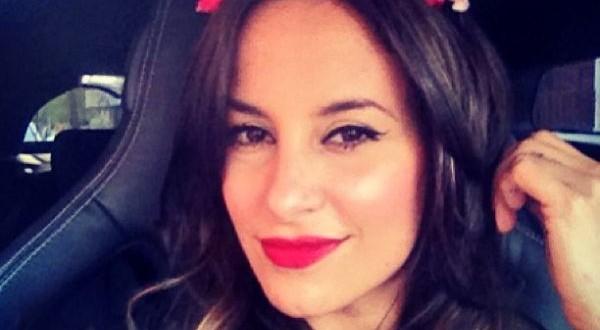 Lourdes Sánchez en Playboy
