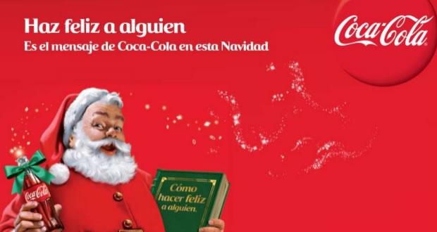 Video: Haz feliz a alguien, el comercial anti Coca Cola