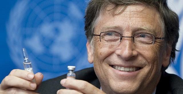 Bill Gates quiere controlar el mundo con sus bananas transgénicas