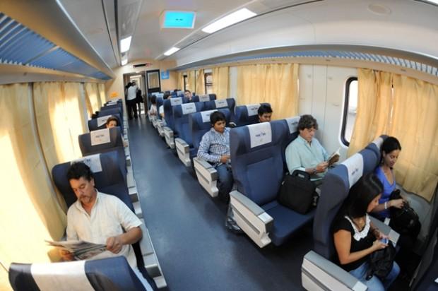 horarios y precios de tren: