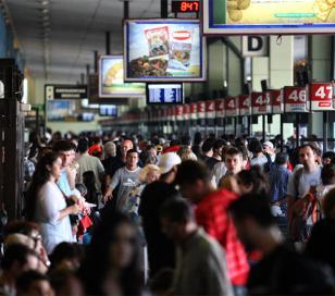 Argentina fue elegida por un 14,6 % más de turistas extranjeros en 2014, ubicándose entre los siete países que más crecieron