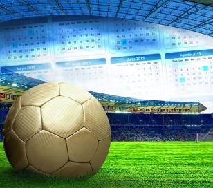 Calendario de fútbol Argentino para el 2015