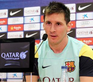 Messi no quiere irse del Barcelona