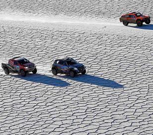 Dakar 2015: Alrajhi ganó autos y Orly Terranova, segundo