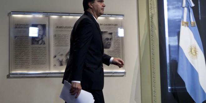 """Jorge Capitanich: """"En la Argentina hay plena seguridad para todos los periodistas"""""""