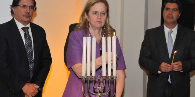 Día internacional por las víctimas del holocausto