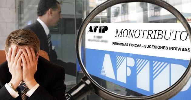 La AFIP excluyó a 8 mil monotributistas por compras con valores muy superiores a los ingresos declarados