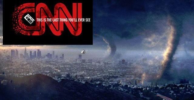Este es el video que emitiría la CNN el día del fin del mundo