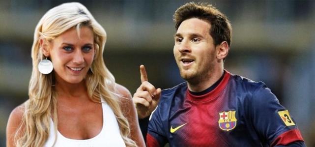 Lionel Messi le hará juicio a Rocio Marengo