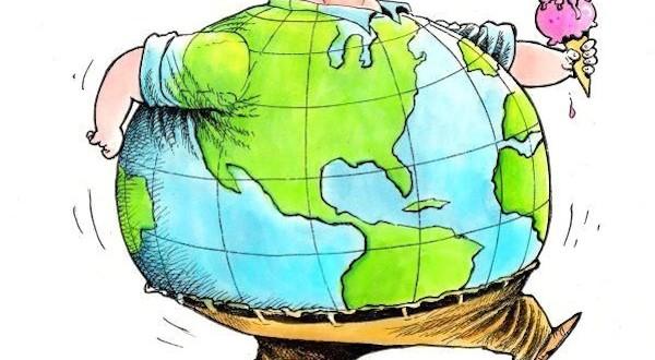 Enterate cuales son los países con las personas más obesas y más delgadas del mundo