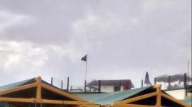 Bandera negra por rayos: ¿cuándo hay que irse de la playa?