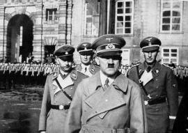 Desentierran el laboratorio nuclear de Hitler