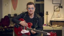 Bono podría no volver a tocar la guitarra