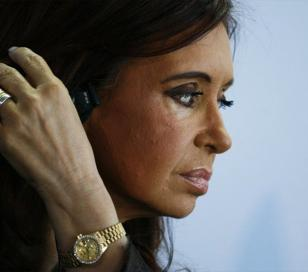 Cristina Kirchner se comunicó con De La Sota por el temporal en Córdoba