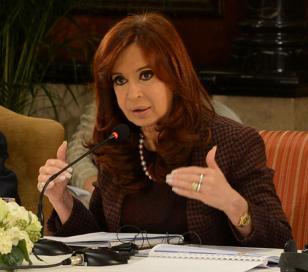 """Cristina Kirchner con empresarios chinos: """"Argentina es fuente inagotable para inversiones"""""""
