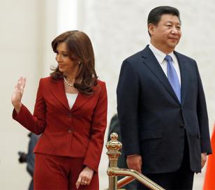 Cristina Kirchner se reunió con el presidente Xi Jinping en Beijing