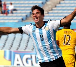 El seleccionado argentino Sub 20 se clasificó para el Mundial de Nueva Zelanda 2015